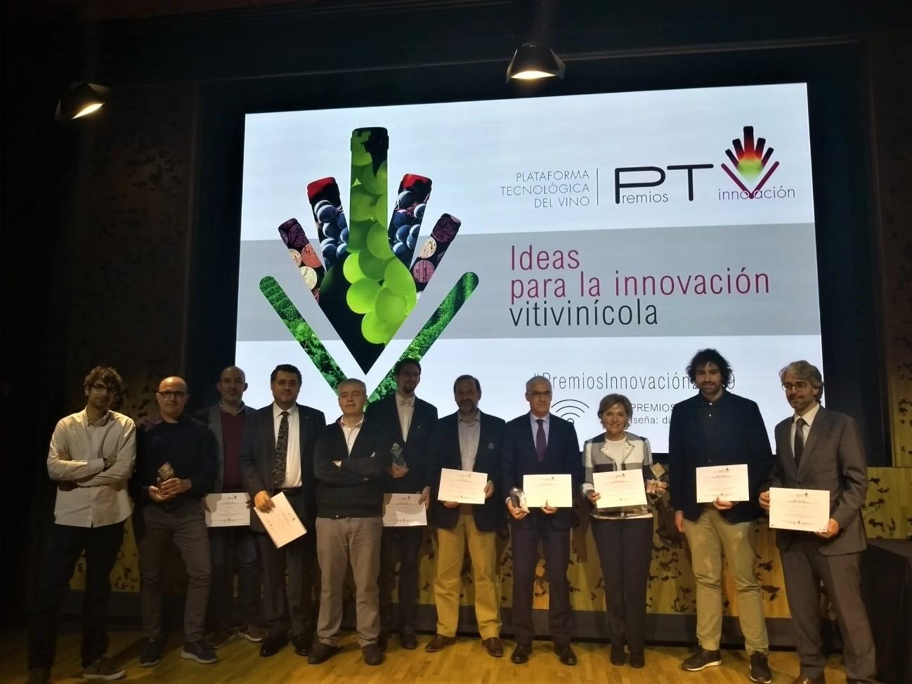 Entrega Premios Innovacion 2019 PTV
